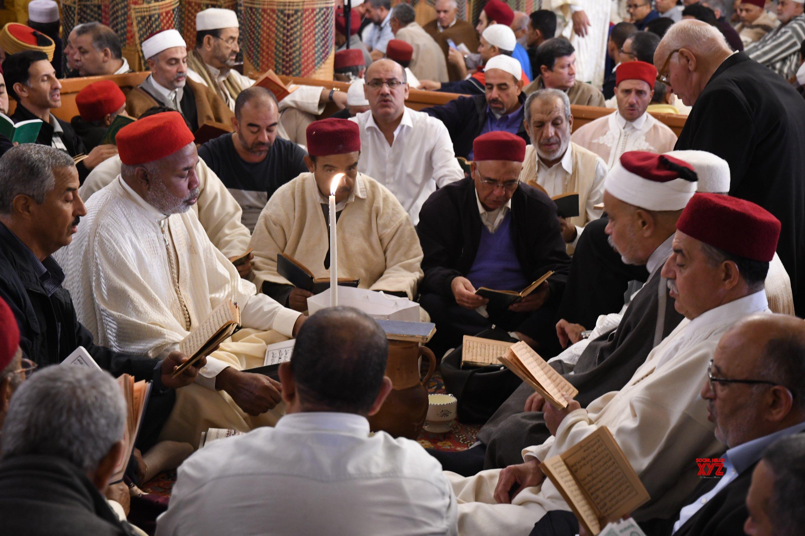 TUNISIA - TUNIS - HOLIDAY - MAWLID AL - NABI - CELEBRATION #Gallery