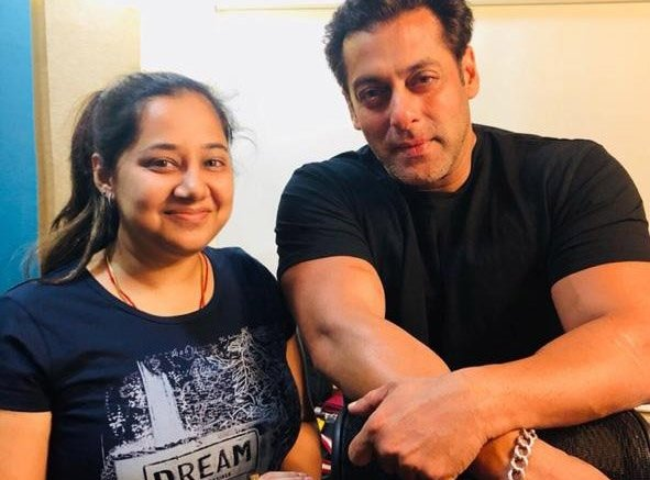 Salman Khan sings for 'Dabangg 3', song out now