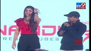 Akanksha Puri Speech @ Action Pre Release Event (Video)