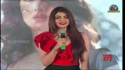 Akanksha Puri Speech @ Action Movie Pre Release Event (Video)
