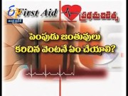 First Aid For Pets Bites   Sukhibhava   9th November 2019   ETV Andhra Pradesh  (Video)
