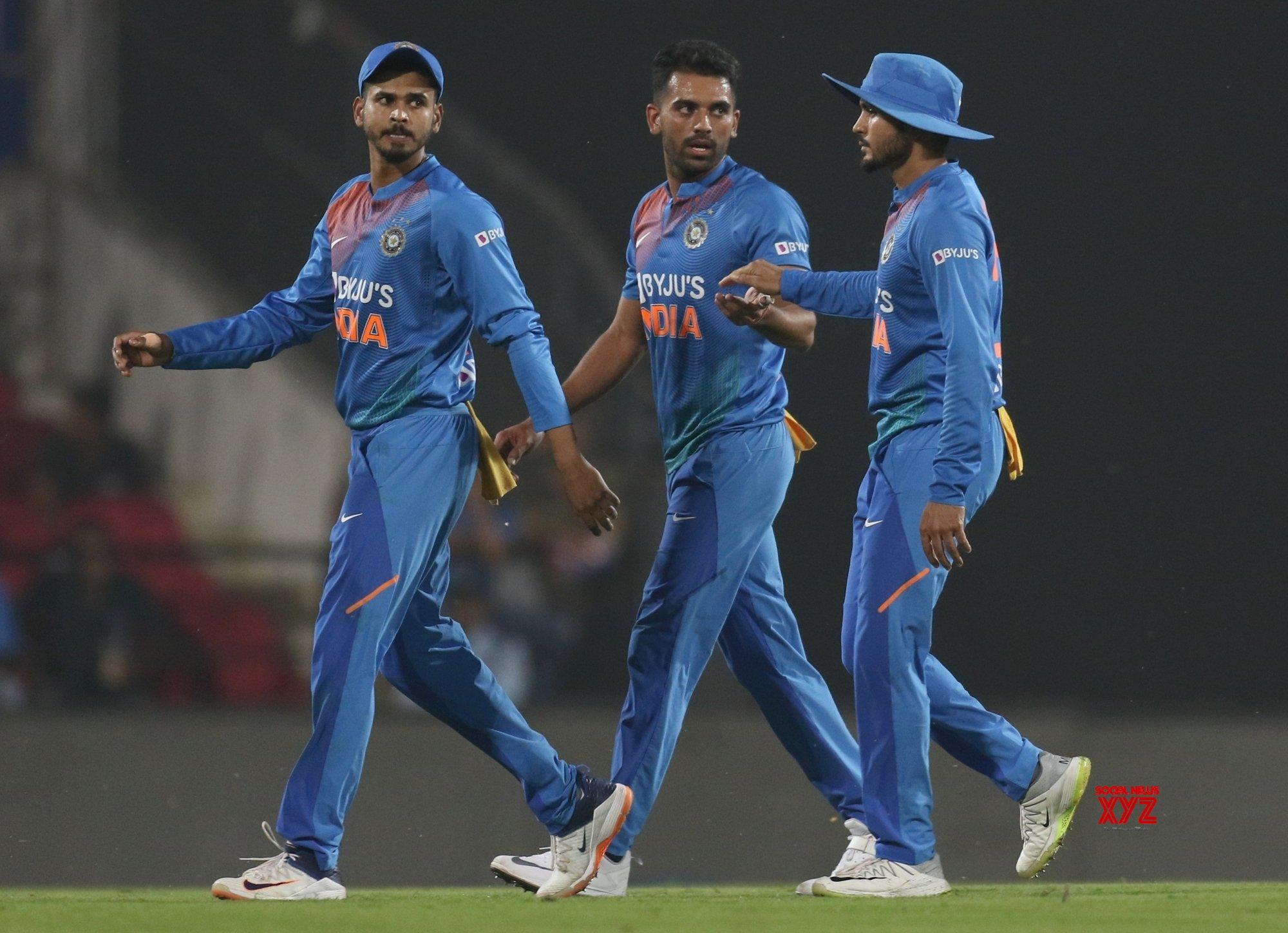 Nagpur: 3rd T20I - India Vs Bangladesh (Batch - 14) #Gallery