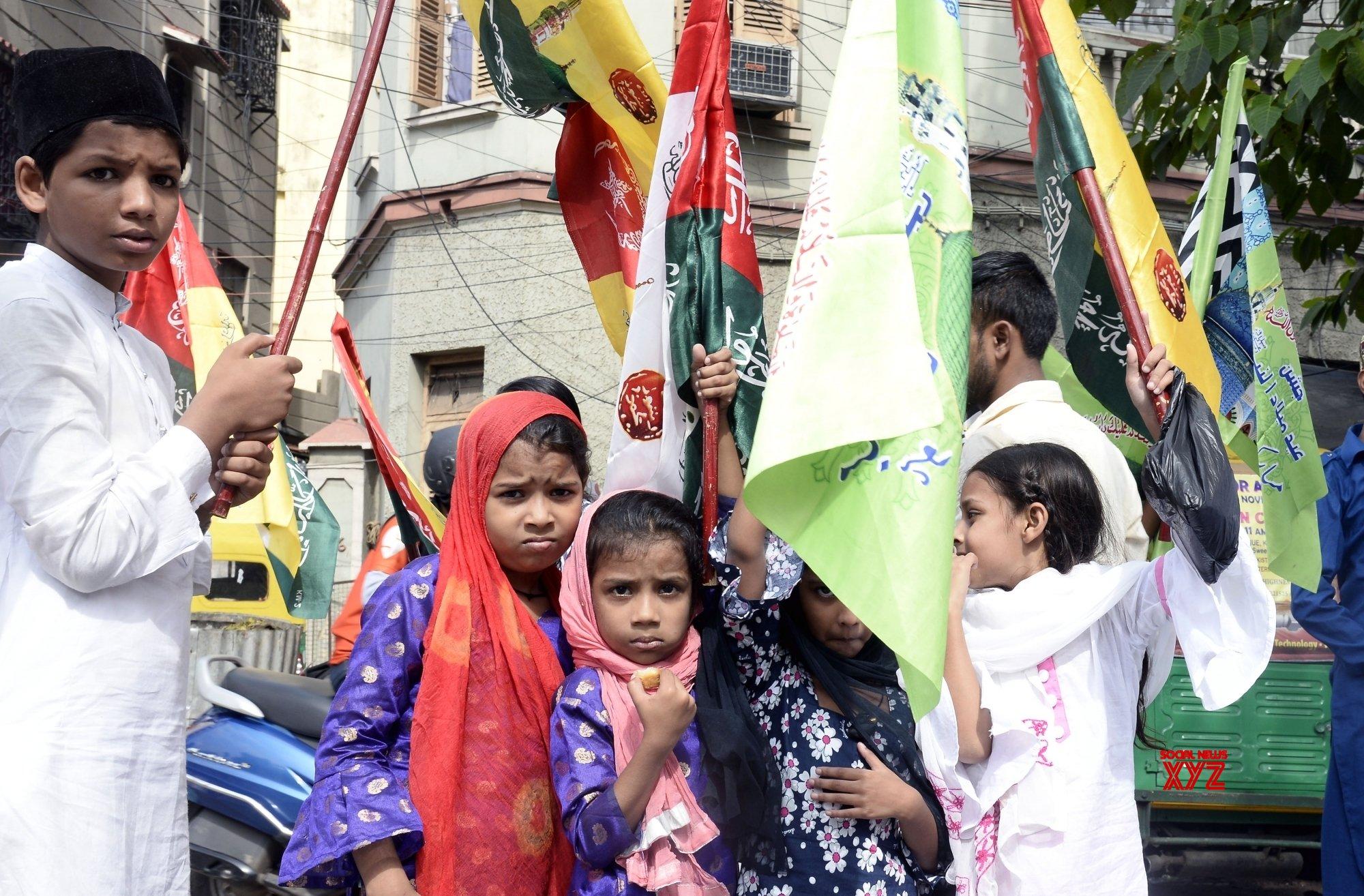 Kolkata: Eid Milad - un - Nabi #Gallery