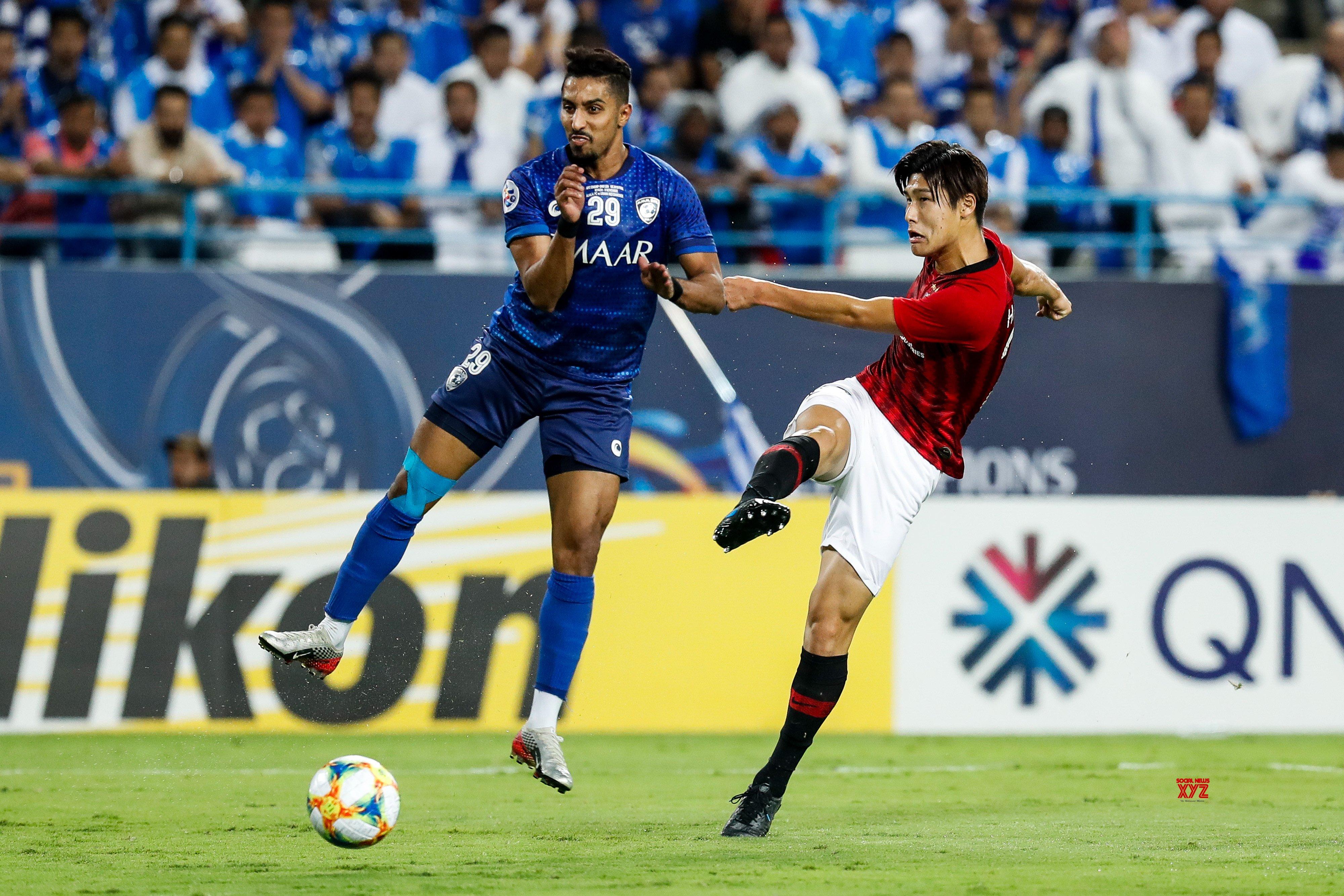 SAUDI ARABIA - RIYADH - SOCCER - AFC CHAMPIONS LEAGUE - FINAL #Gallery