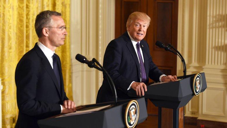 Trump to host NATO chief at White House on Nov 14
