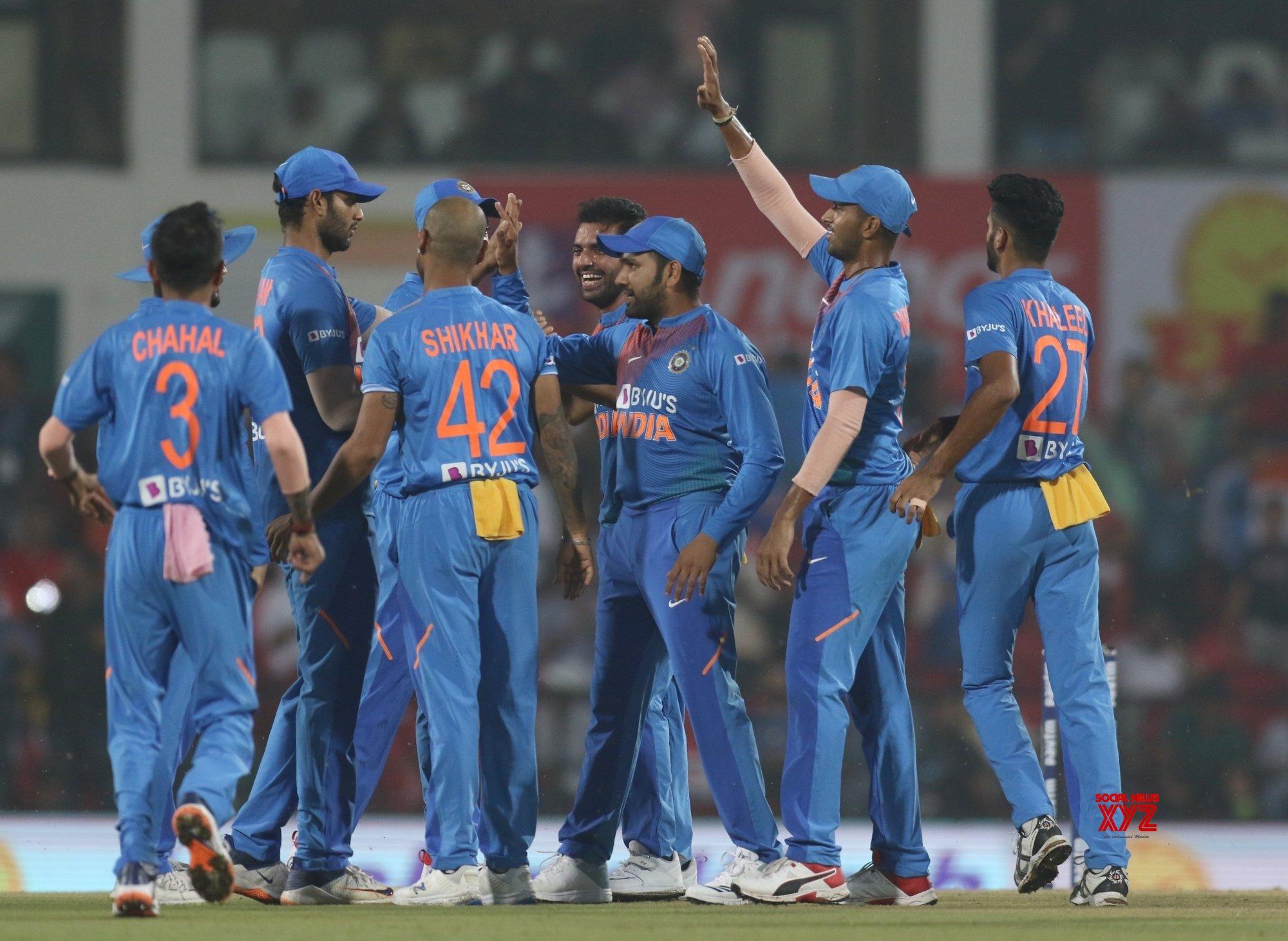 Nagpur: 3rd T20I - India Vs Bangladesh (Batch - 15) #Gallery