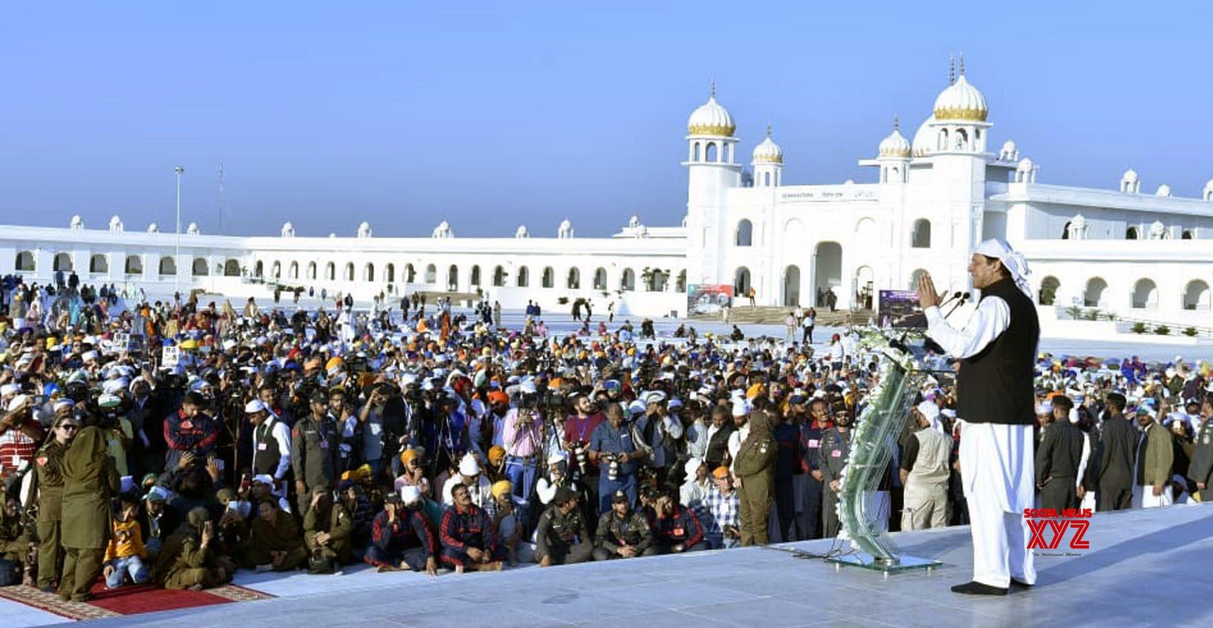 PAKISTAN - NAROWAL - CORRIDOR - INDIAN SIKH PILGRIMS - INAUGURATION #Gallery