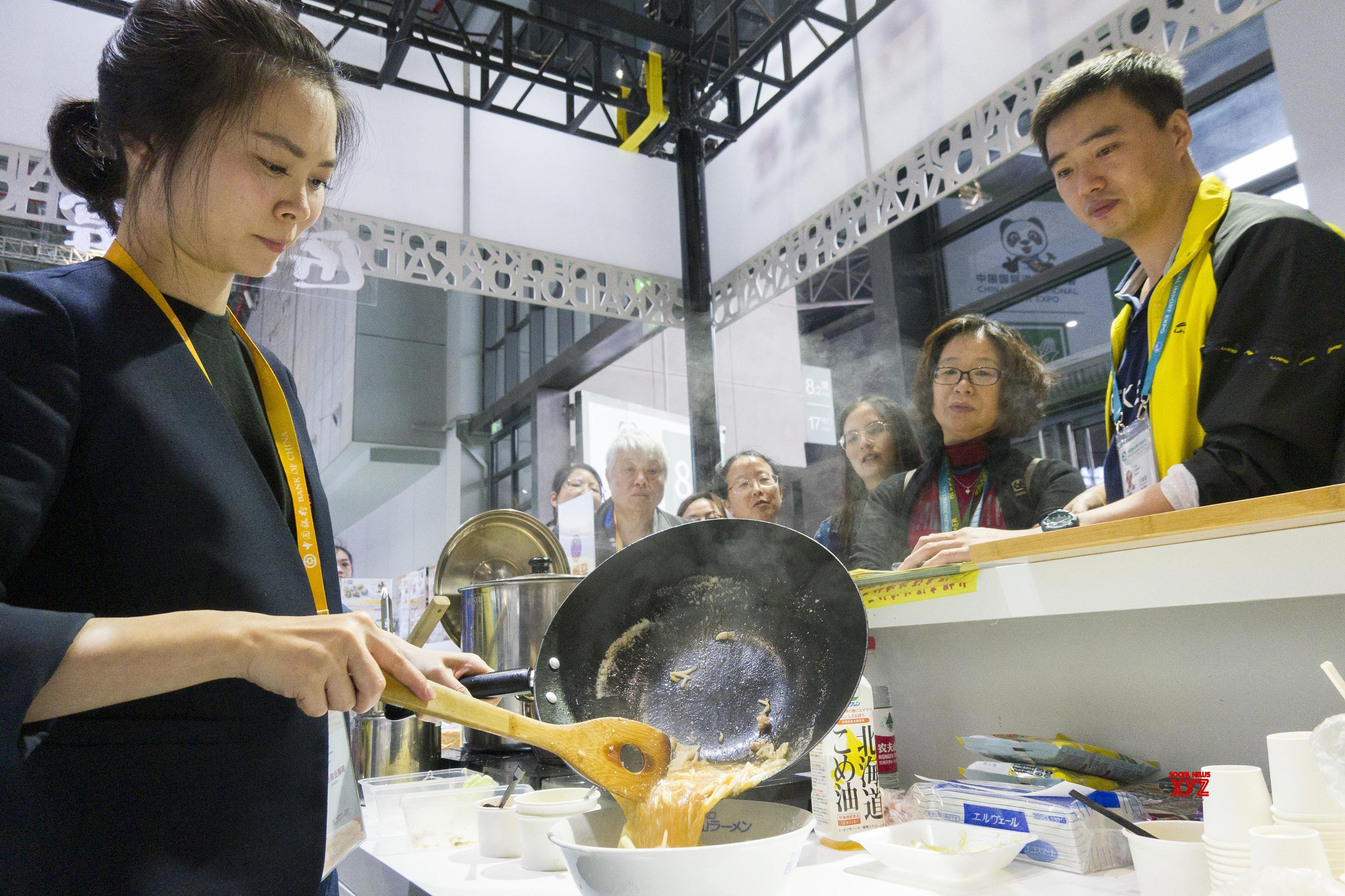 CHINA - SHANGHAI - CIIE - FOOD - AGRICULTURAL PRODUCTS #Gallery
