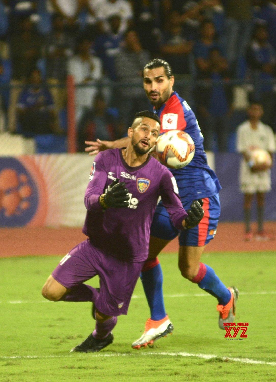 Bengaluru: ISL - Bengaluru FC Vs Chennaiyan FC (Batch - 2) #Gallery