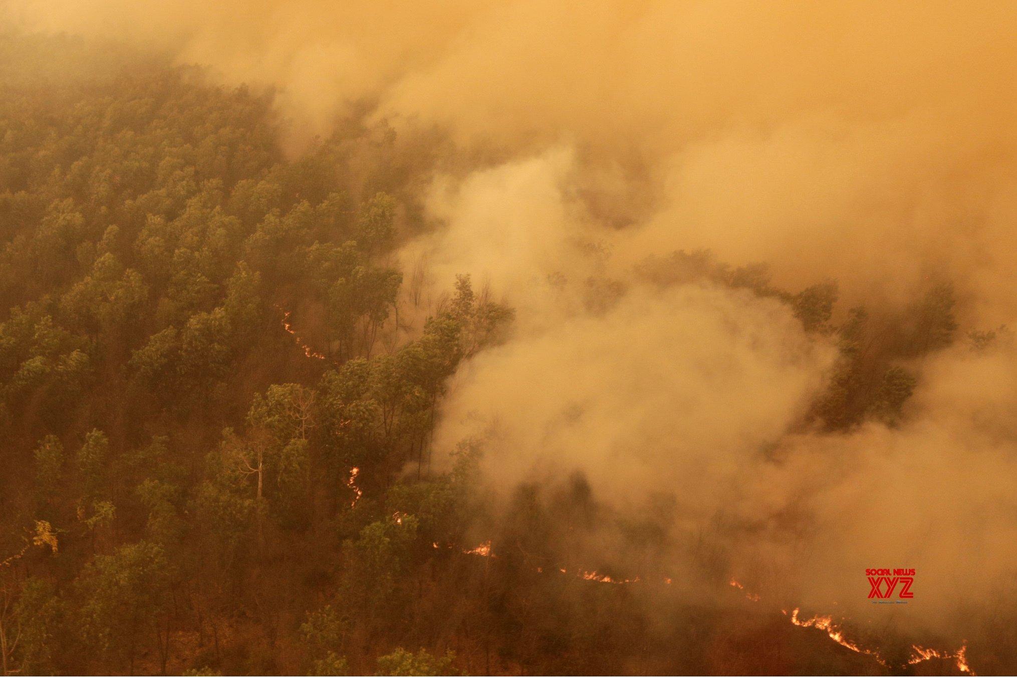 3 killed as more than 70 bushfires rage in Australia