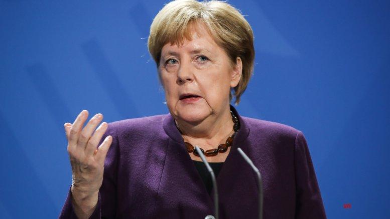 No wall too high to be broken down: Merkel