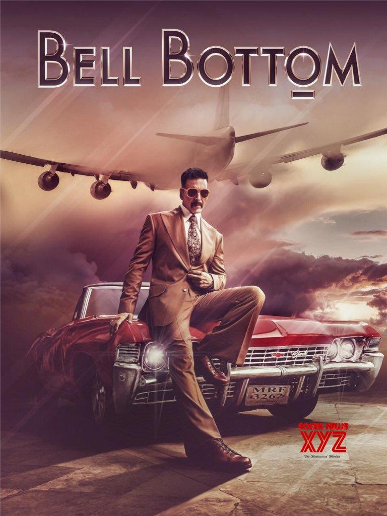 Akshay Kumar's Bell Bottom Movie First Look Poster