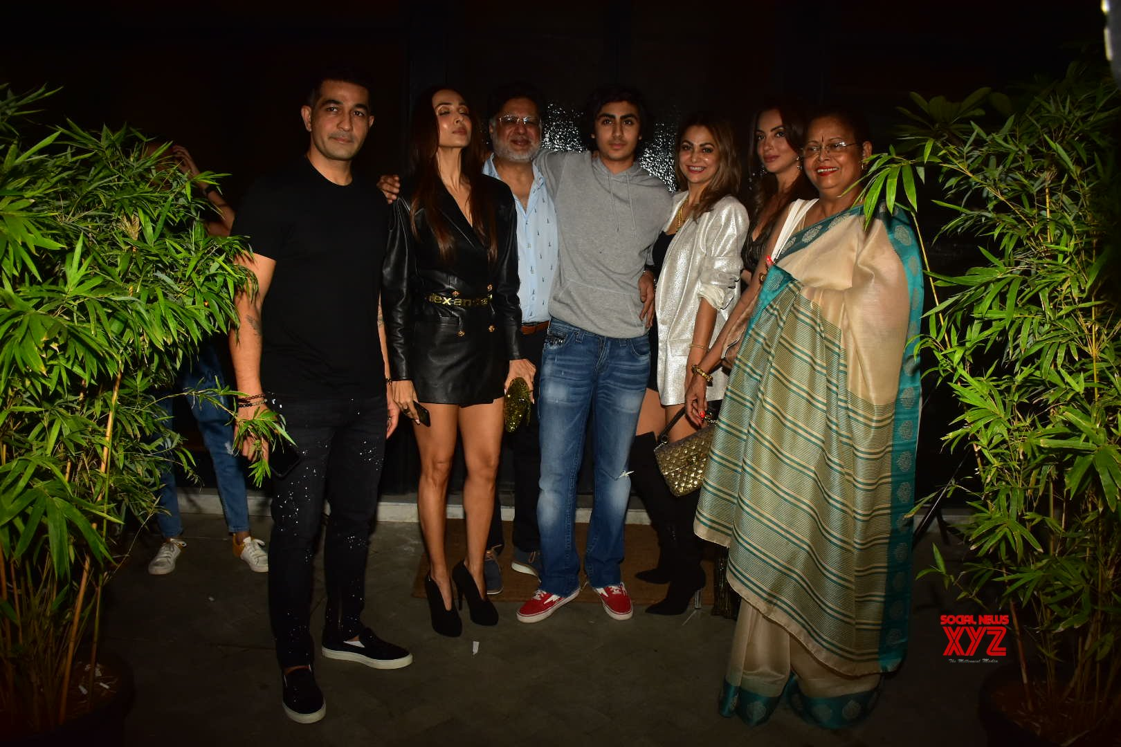 Malaika Arora's Son's Birthday Party At Pali Bhavan Bandra Gallery Set 2
