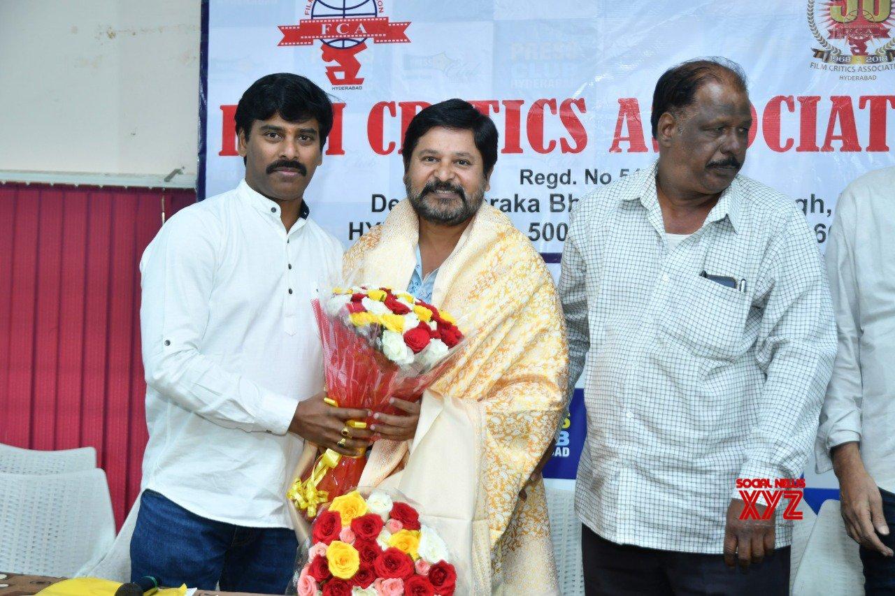 Photos: Film Critics Association General Body Meeting Held Today At Press Club Hyd