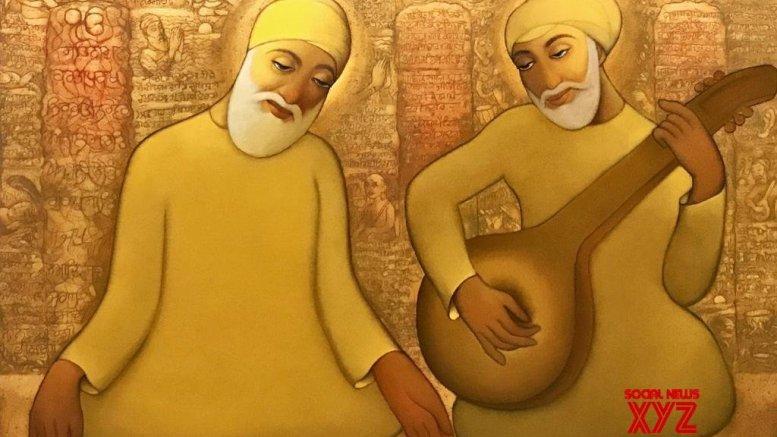 Art exhibition to pay tribute to Guru Nanak