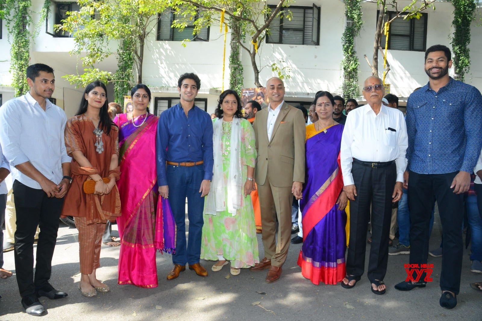 Hyderabad: Galla Ashok's New Movie Opening #Gallery