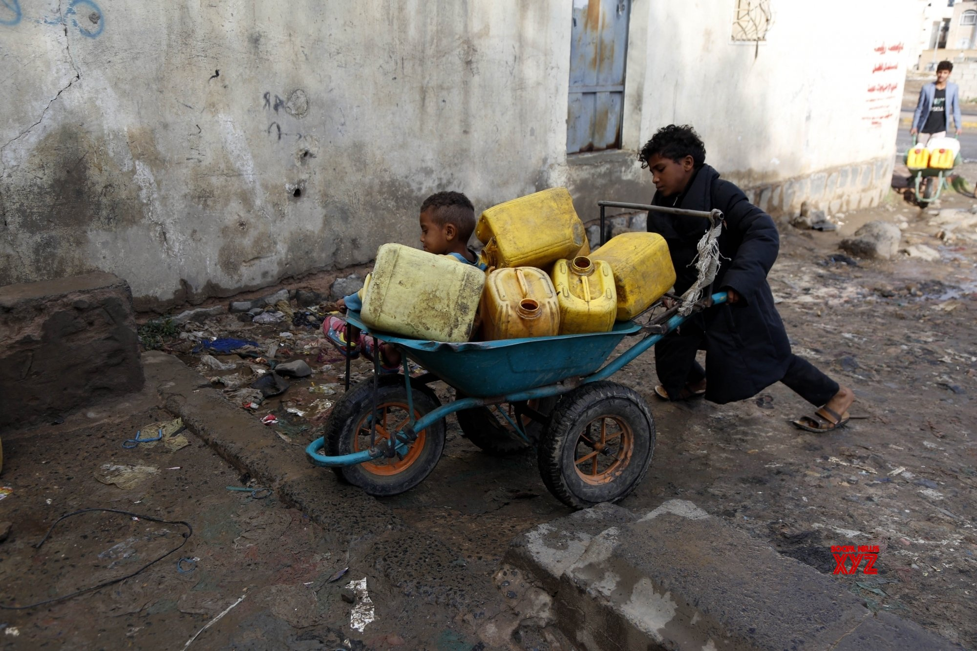 $14.8mn needed to fund basic services in Libya: Unicef