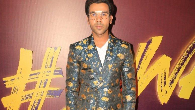 Rajkummar Rao enjoys his fanboy moment with SRK