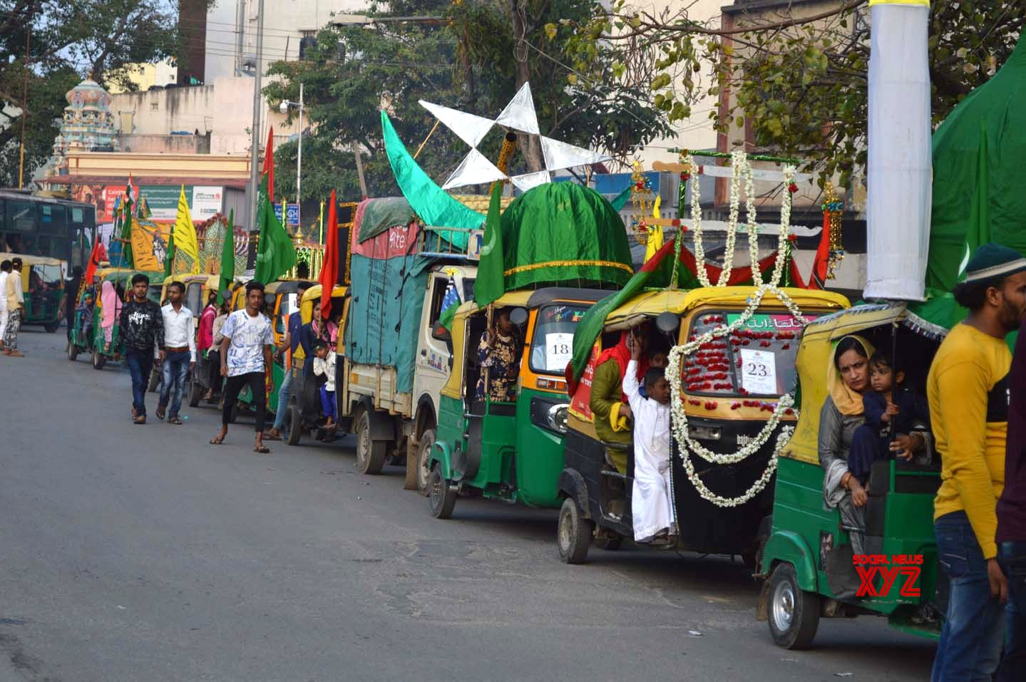 Bengaluru: Eid Milad - un - Nabi #Gallery