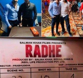 Bharath Niwas Bags A Role In Salman Khan Starring Radhe