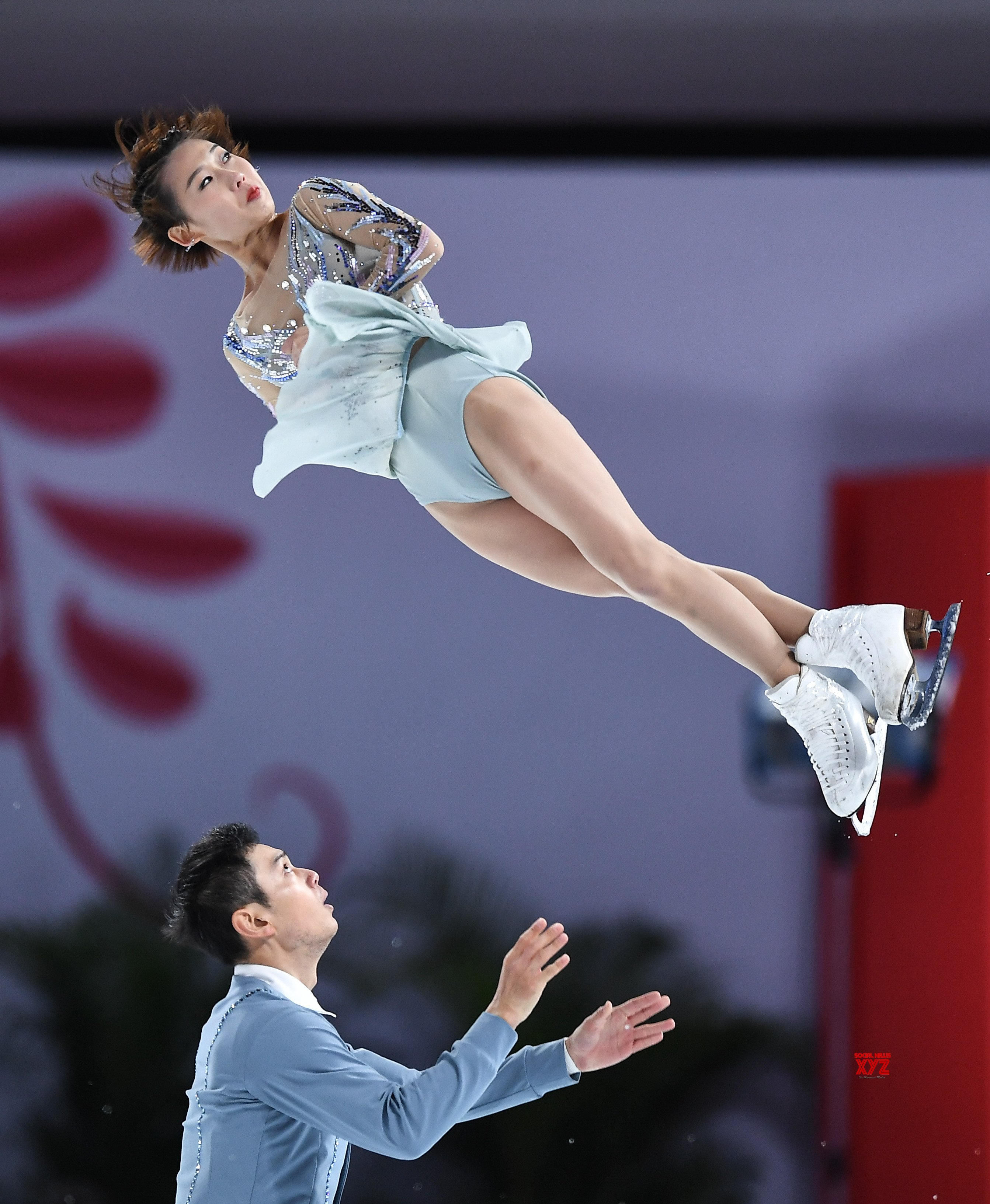 CHINA - CHONGQING - ISU GRAND PRIX OF FIGURE SKATING CUP OF CHINA #Gallery