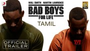 Bad Boys for Life - Official Tamil Trailer | Will Smith & Martin Lawrence (Video)
