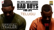 Bad Boys for Life - Official Telugu Trailer | Will Smith & Martin Lawrence (Video)