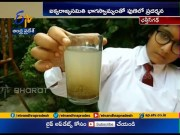 Gel Amia | This Chhattisgarh Student Hemangi's Made Water Filter  (Video)