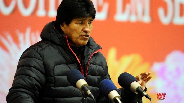 Bolivian Prez resigns after widespread pressure
