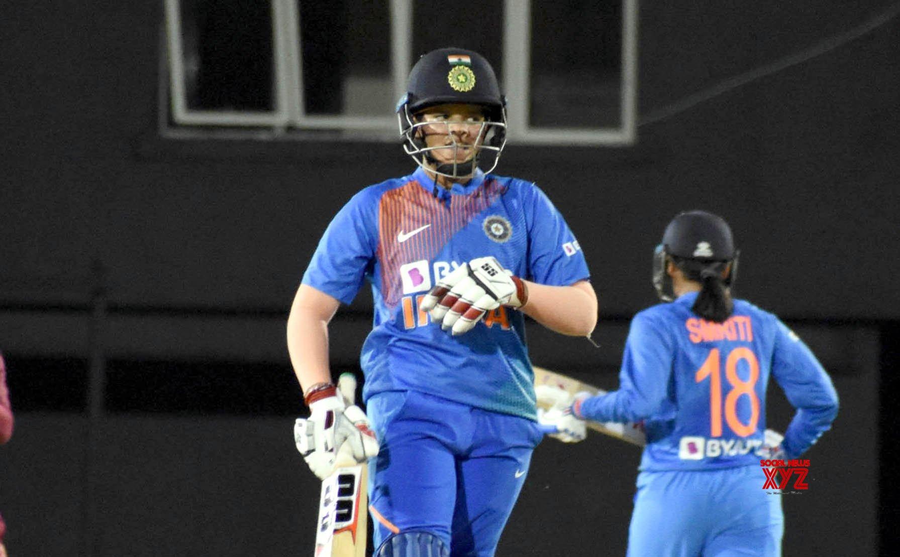 Shafali, Deepti star as India thrash Windies in 2nd T20I