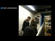 Woman selling churros at NYC subway station arrested (Video)