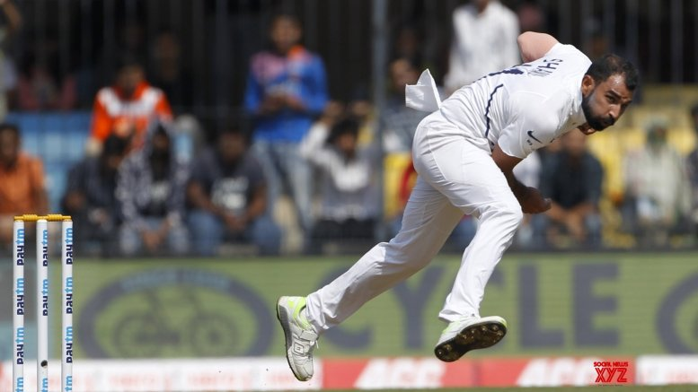 Mohammed Shami breaks into top-10 of Test rankings