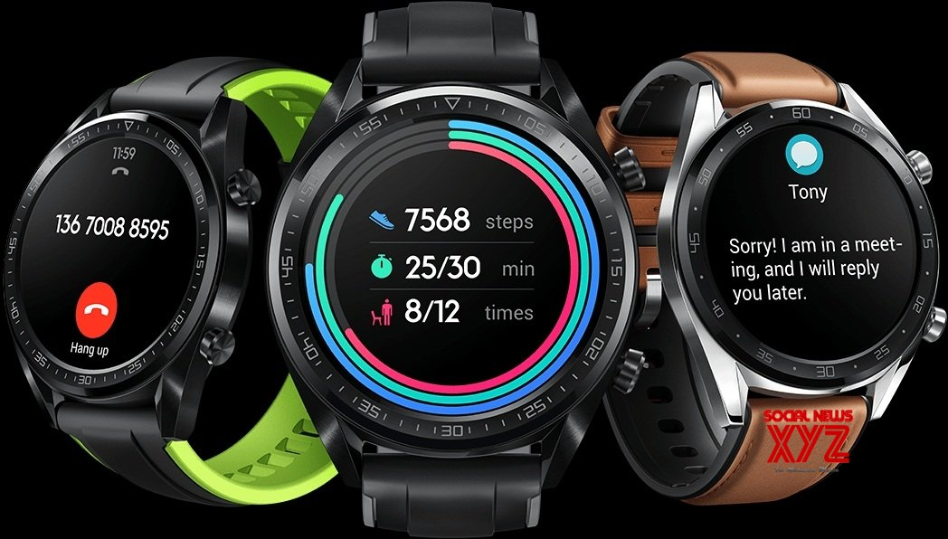 Huawei Watch GT 2 set to be launched in India on Dec 5