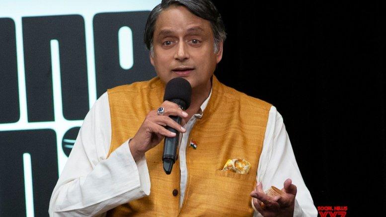 Citizenship Bill fundamentally unconstitutional: Tharoor