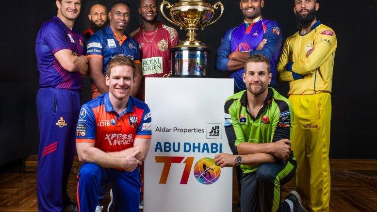 Arabians to take on Warriors in Abu Dhabi T10 opener