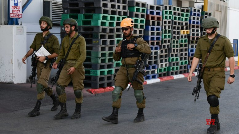 Active COVID-19 cases in Israeli army hit record high