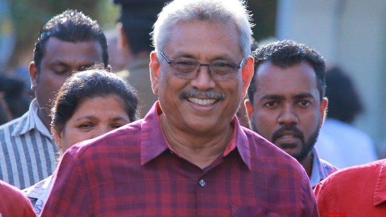 Resetting of India-Sri Lanka ties