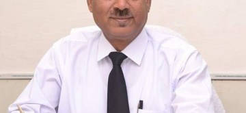 Retired Tihar Law Officer Sunil Gupta.