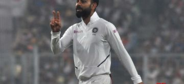 Kolkata: Indian skipper Virat Kohli on Day 2 of the second Test match between India and Bangladesh, at the Eden Gardens in Kolkata on Nov 23, 2019. The second Test match between India and Bangladesh is the first ever pink ball Day-Night Test match for both the countries. (Photo: Kuntal Chakrabarty/IANS)