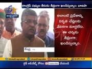 Congress members shamed Lok Sabha with unruly conduct | Ravi Shankar Prasad  (Video)