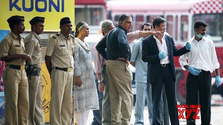 Mumbai can be hurt, not knocked out, Ratan Tata on 26/11