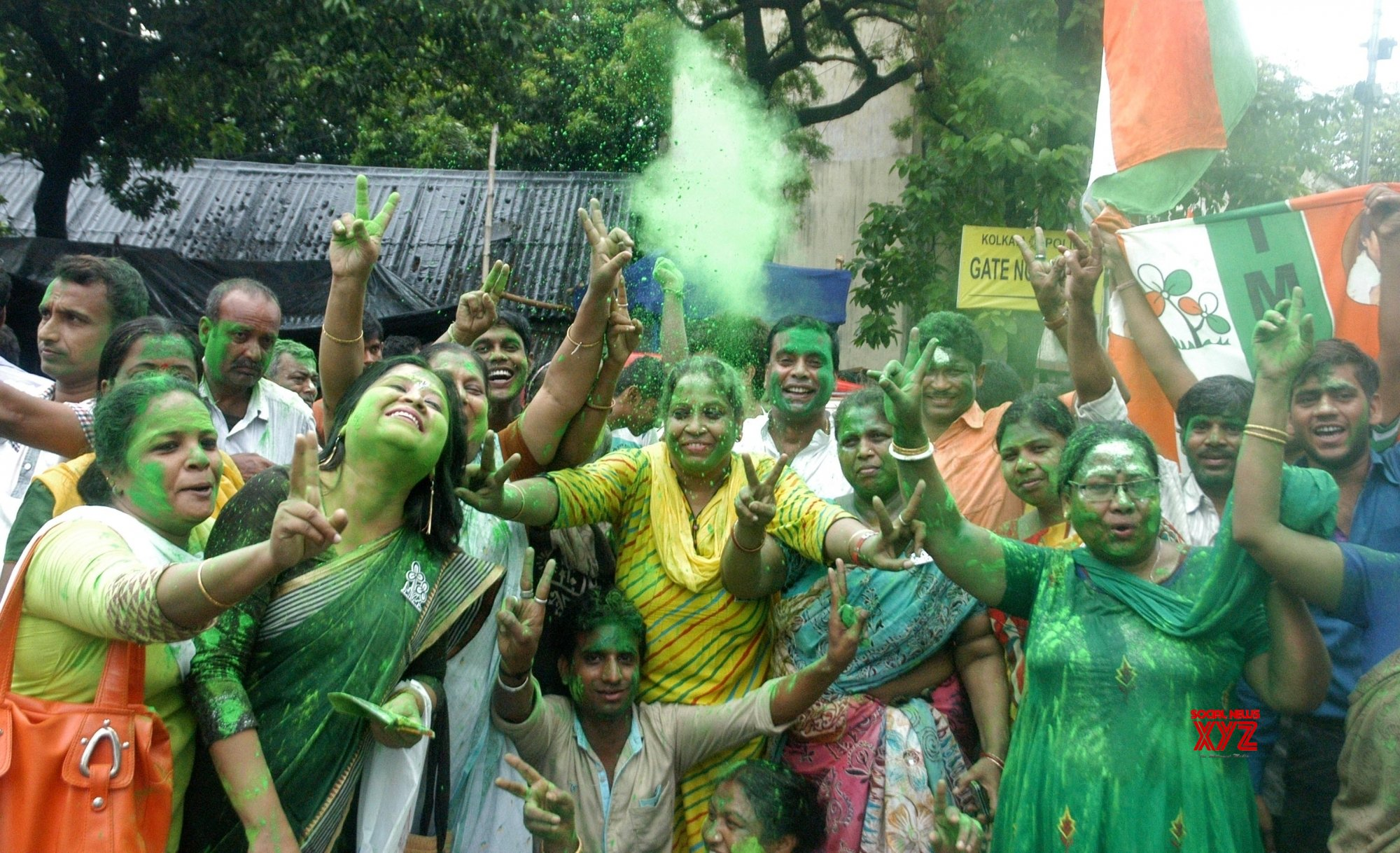Bengal bypolls: Trinamool makes clean sweep, humbles BJP