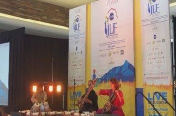 Musical days at Jaipur Lit Fest