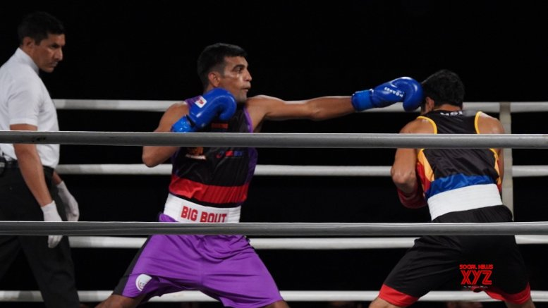 Mandeep battles to victory in Big Bout IBL