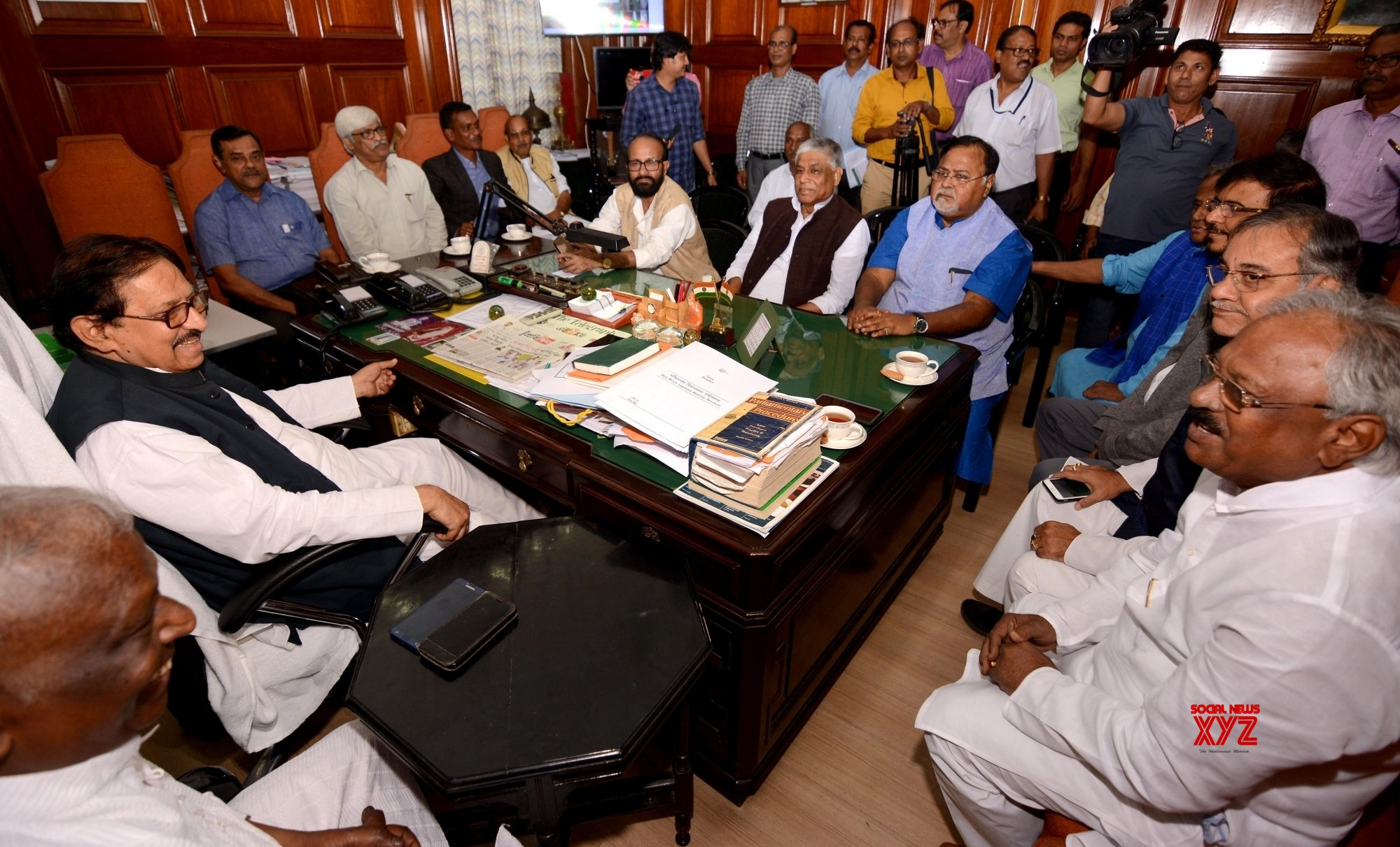 Bengal Assembly adjourned as 'bills yet to get Guv's nod'