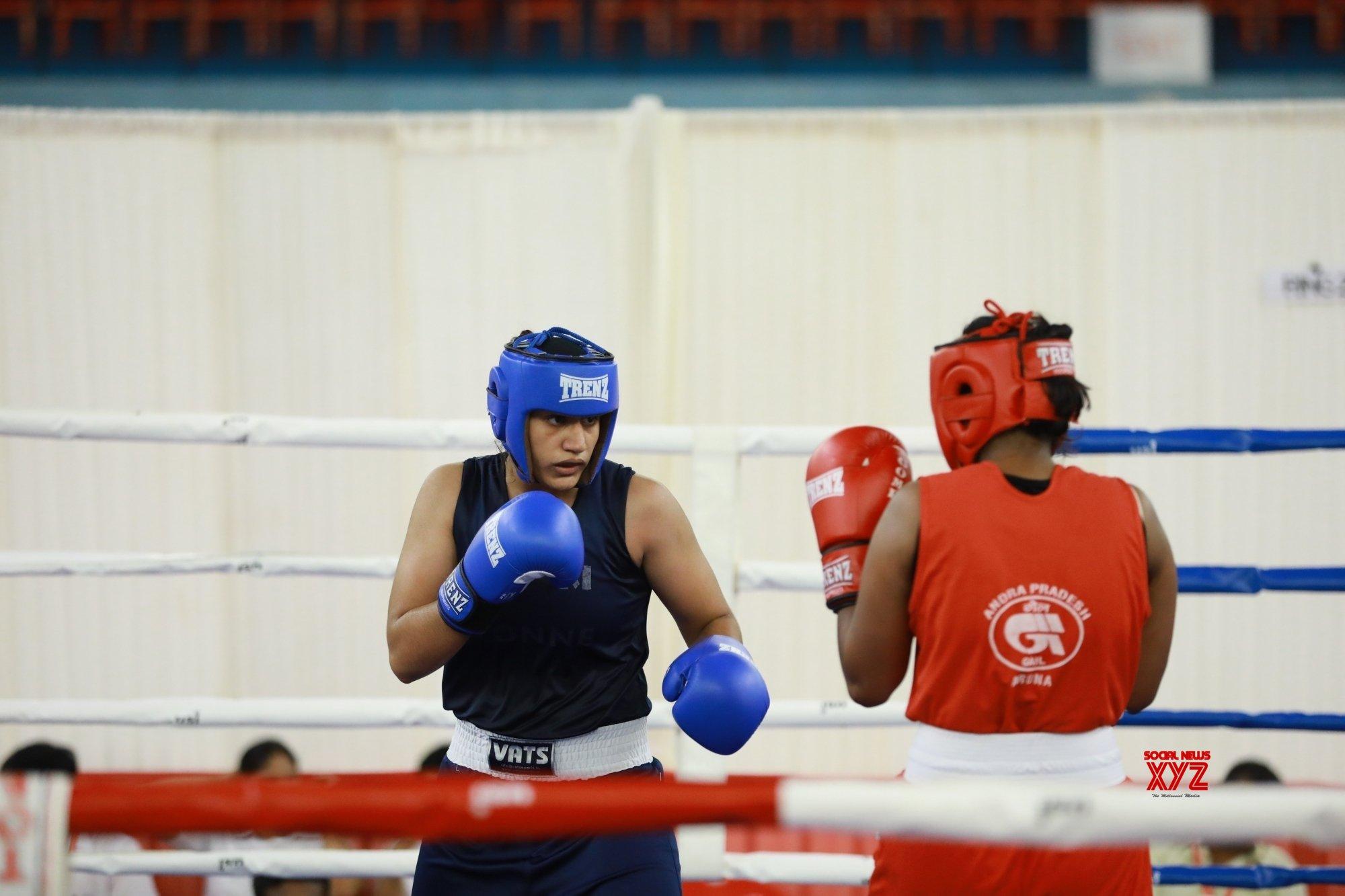 Kannur (Kerala): Elite Women's National Boxing Championships #Gallery