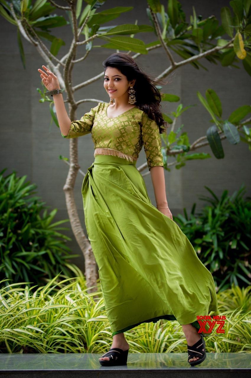 Actress Athulya Ravi Stunning New Stills