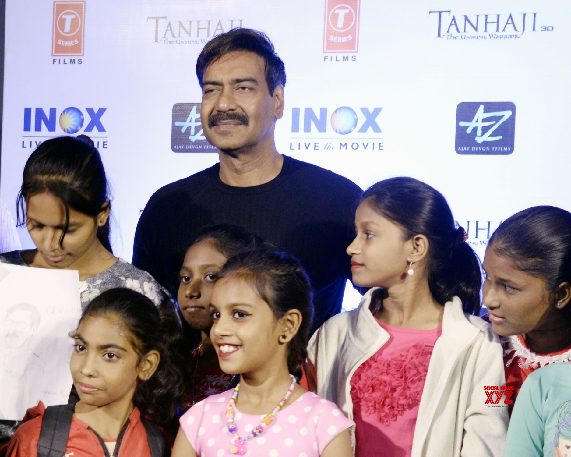 Kolkata: 'Tanhaji: The Unsung Warrior' - Promotion #Gallery