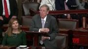 Senate bids farewell to Johnny Isakson (Video)