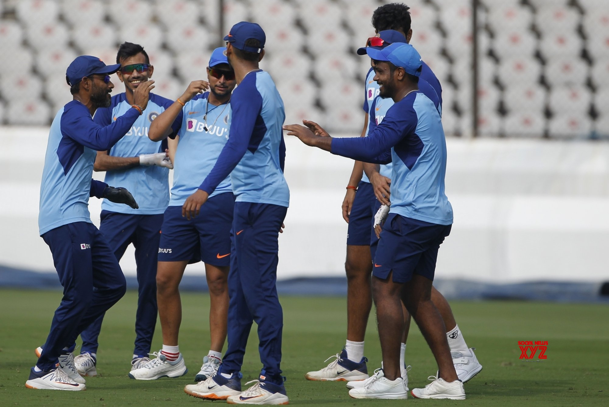 Hyderabad: India practice session (Batch - 2) #Gallery